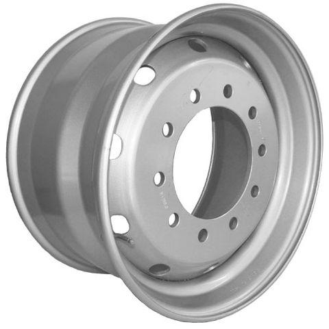 22.5 x 11.75, 10 Stud, 24mm, 285mm PCD, Steel Wheel