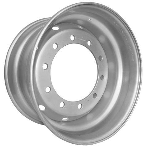 22.5 x 11.75, 10 Stud, 24mm, 335mm PCD, Steel Wheel