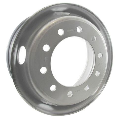 19.5 x 7.5, 10 Stud, 24mm, 285mm PCD, Steel Wheel