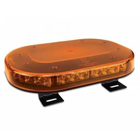 Hella Micro Light Bar Amber Lens