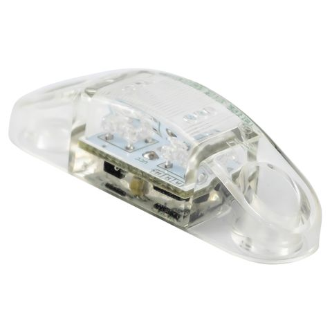 Peterson Sealed Compact Side Marker/Outline Light