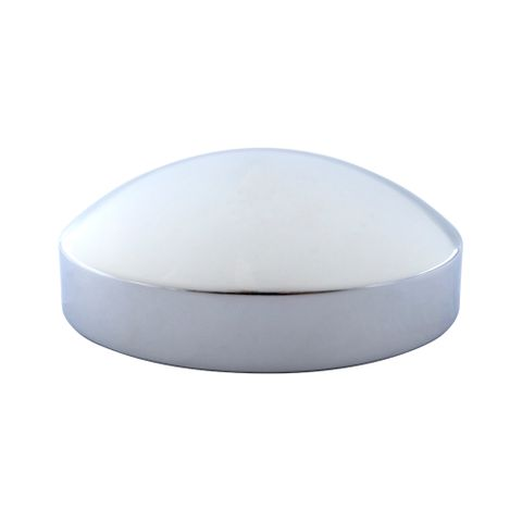 "Hub Cap Rear 6-1/2"" Dome"