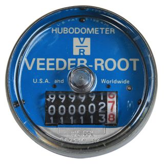 Hubodometers