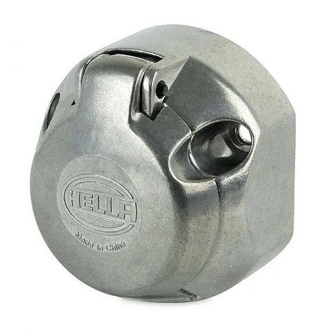 Hella 7 Pole Round Metal Socket