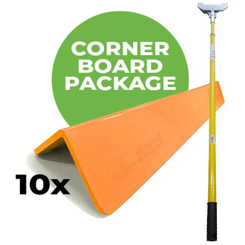 Orange Corner Board Bundle