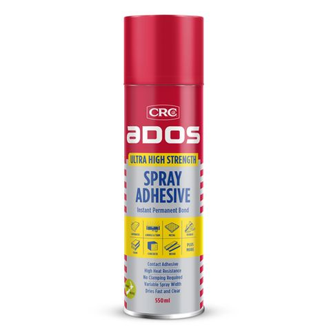 ADOS UHS Ultra High Strength Aerosol Adhesive
