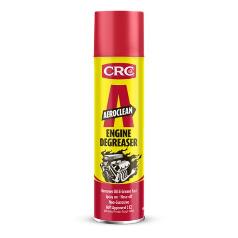 CRC Aeroclean Engine Degreaser
