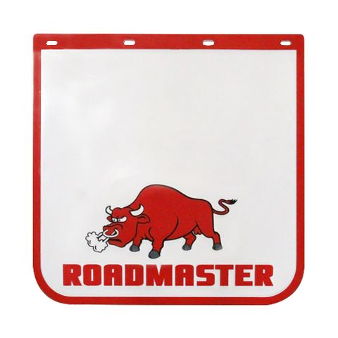 24x24 Roadmaster Right Mud Flap - Rubber