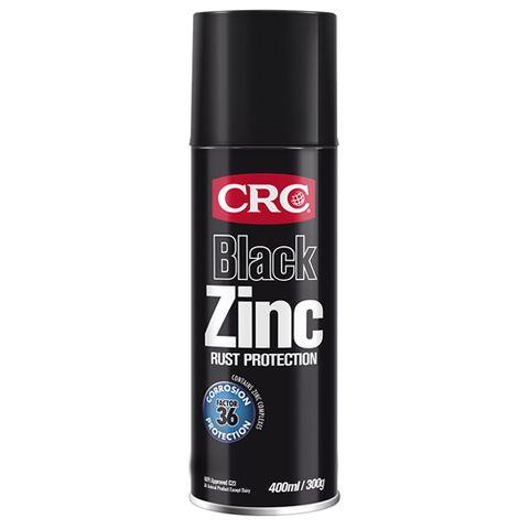 CRC Black Zinc