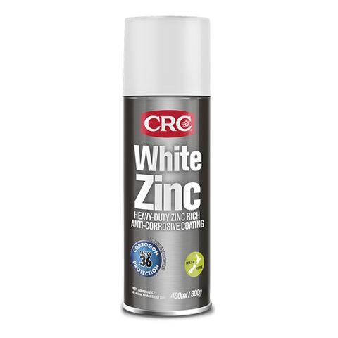 CRC White Zinc