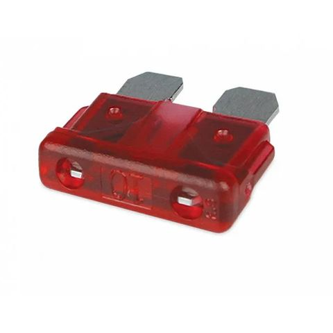 Hella Blade Fuse - Red - 10A (10 Pack)