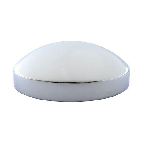 "Hub Cap Rear 8-1/4"" Dome"