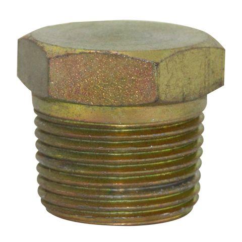 Hex Steel Plugs