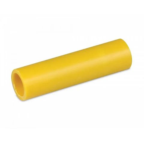 Hella Crimp Cable Connector - Yellow 5mm (15 Pack)