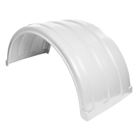 Plastic Standard Mud Guards - 11R 22.5 Duals