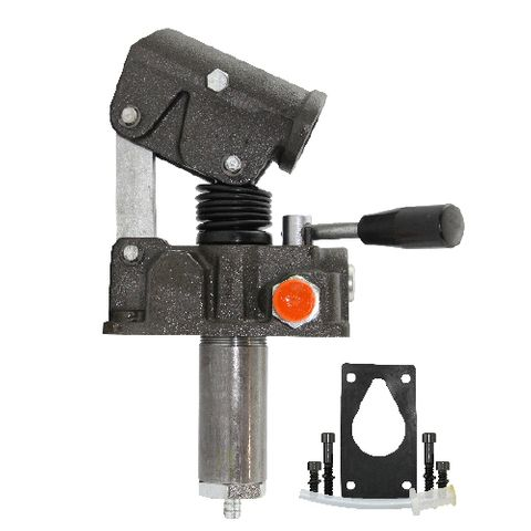 Hydraulic Hand Pump 25cc - Double Acting Pump for Double Acting Cylinder