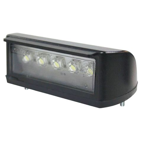 Whitevision LED Number Plate Lamp
