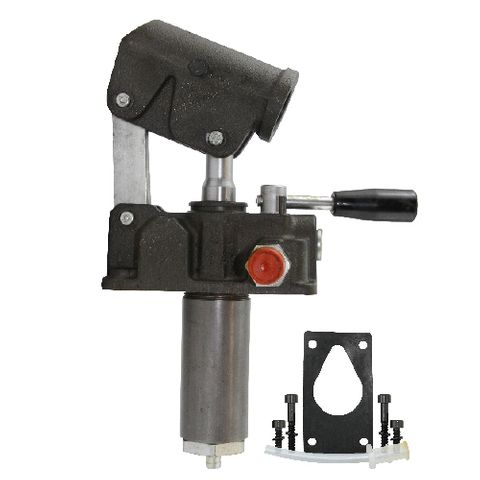 Hydraulic Hand Pump 45cc - Double Acting Pump For Double Acting Cylinder