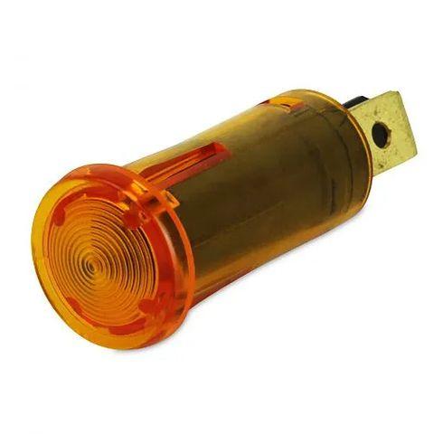 Hella Pilot Lamp, Amber - 12 Volt