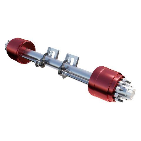 MTE 17.5 Axle - AL121812W