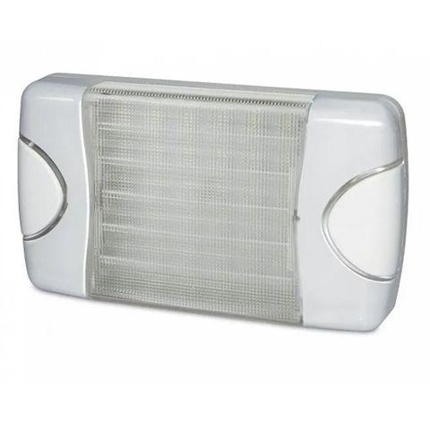 Hella DuraLED White 36 LED Lamp - Narrow - White Lens