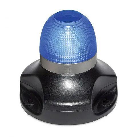 Hella LED 360° Warning Lamp - Blue