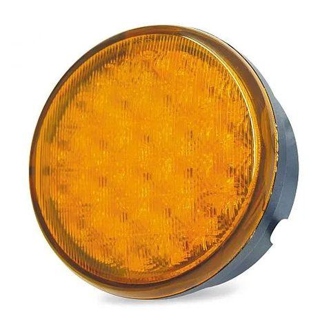 Hella 83mm Round LED Rear Direction Indicator Lamp