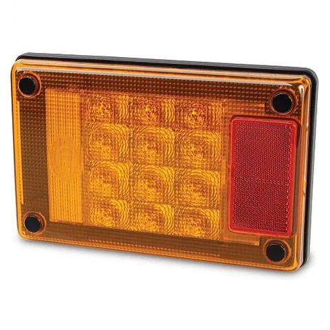 Hella Jumbo-S LED Rear Direction Indicator Lamp