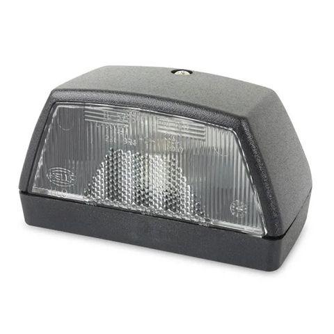 Hella Number Plate Lamp - 12V Bulb