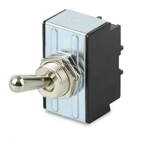 Hella Toggle Switch Off-On Metal Shaft