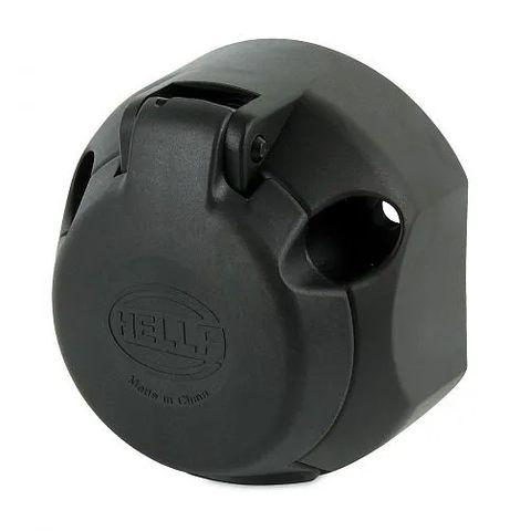 Hella 7 Pole Round Plastic Socket