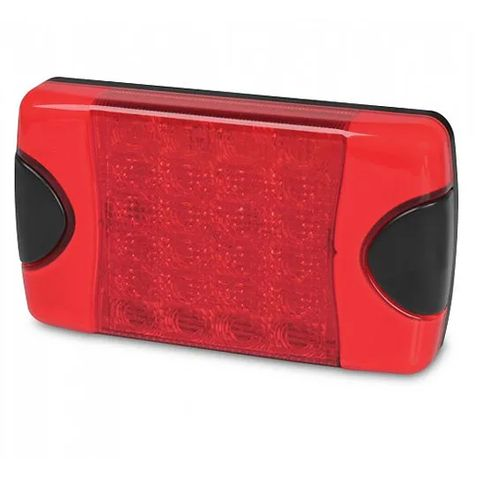 Hella DuraLED Stop/Rear Position Lamp with Night Light - Polycarbonate