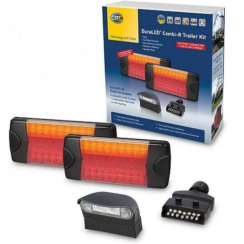 Hella DuraLED Combi-R Trailer Lighting Conversion Kit