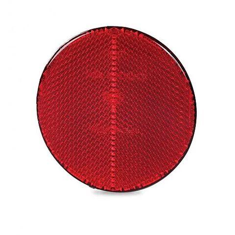Hella Retro Reflector - 83mm diameter - Bolt Mount