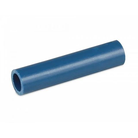 Hella Crimp Cable Connector - Blue 4mm (100 Pack)