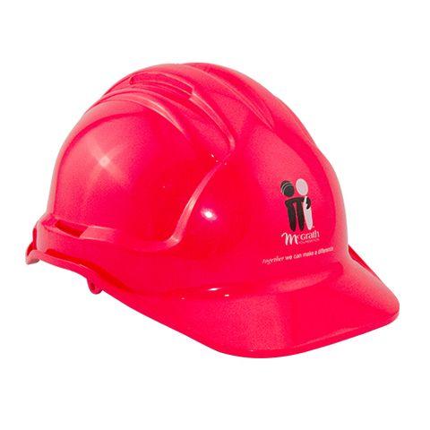 Hard Hat - Pink