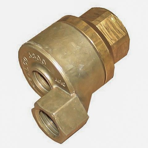 Sealco Inline Quick Release And Holding Valve - 3800