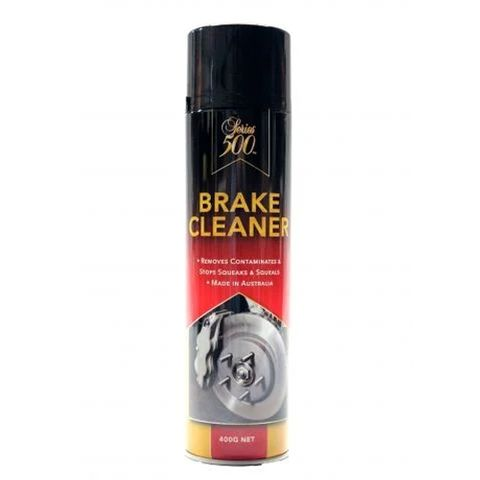 Series 500 Brake Cleaner