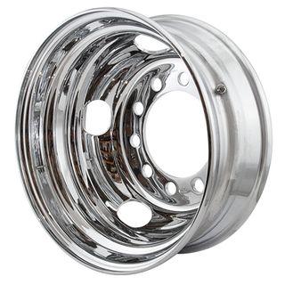 Steel Wheels - Chrome