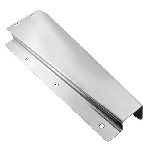 Stainless Steel Tapered Mudflap Bracket LH