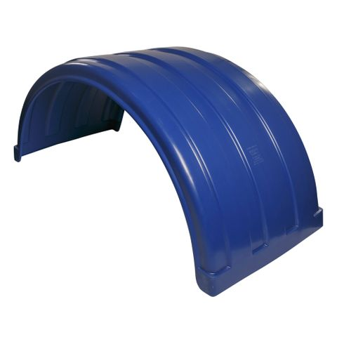 Plastic Standard Mud Guards - 17.5 Duals