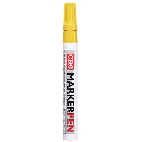 CRC Marker Pen Yellow