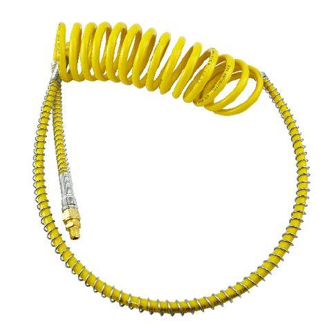 Suzi Coil - Yellow - Long Tail