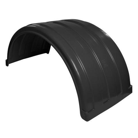 Plastic Standard Mud Guards - 19.5 Duals