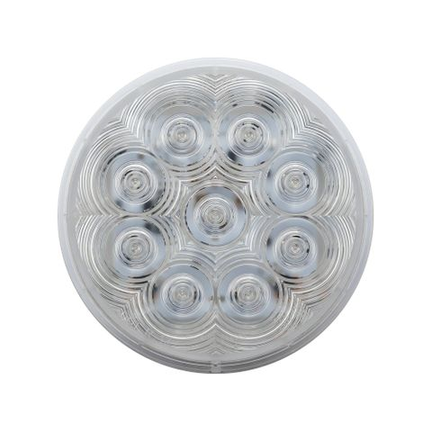 "Peterson 4"" Round LED Reverse Light"