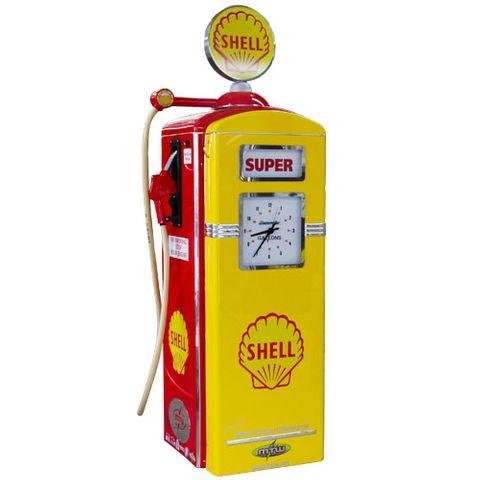 Shell Beer Bowser Fridge & Keg Dispenser