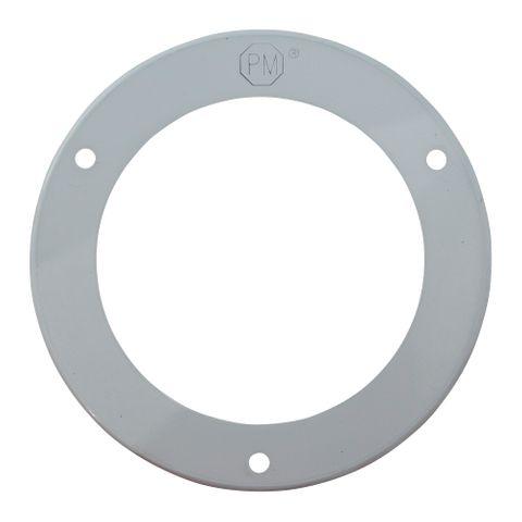 "Peterson 4"" Round Stainless Steel Bezel"