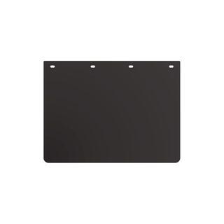 Mud Flaps - Black Plastic