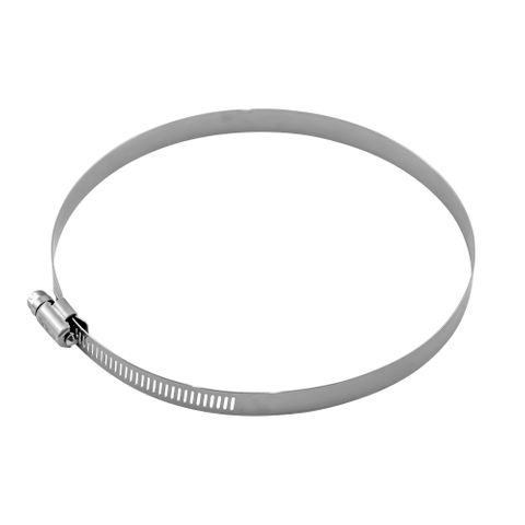 141-165mm Worm Gear Hose Clamp