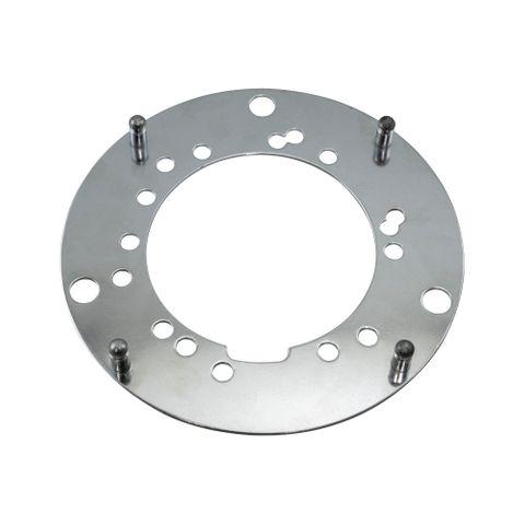 "Hub Cap Rear 8"" OD Adaptor Plate"